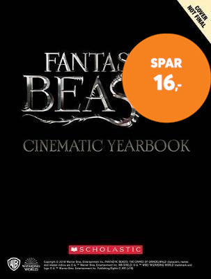 Fantastic Beasts: A Cinematic Yearbook (BOK)