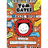 Produktbilde for Tom Gates: The Music Book (BOK)