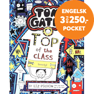 Produktbilde for Tom Gates: Top of the Class (Nearly) (BOK)