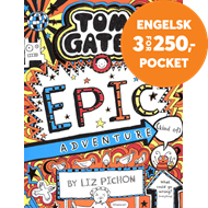 Produktbilde for Tom Gates 13: Tom Gates: Epic Adventure (kind of) (BOK)