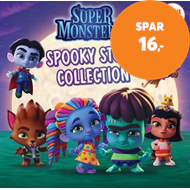 Produktbilde for Spooky Story Collection (Super Monsters - Netflix) (BOK)