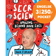 Produktbilde for Secret Science: The Amazing World Beyond Your Eyes (BOK)