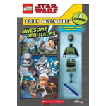 LEGO Star Wars: Awesome Jedi Tales (BOK)