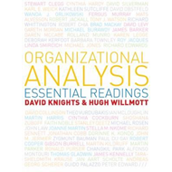 Organizational Analysis: Essential Readings (BOK)