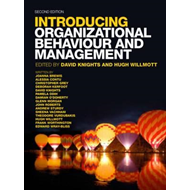 Introducing Organizational Behaviour & Management (BOK)