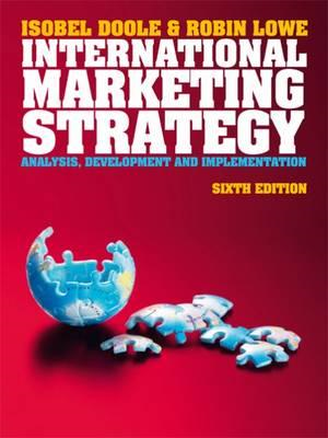 International Marketing Strategy (with CourseMate & EBook Ac (BOK)