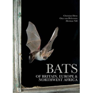 Bats of Britain, Europe and Northwest Africa (BOK)