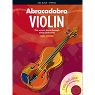 Abracadabra Violin Book 1 (Pupil's book + 2 CDs) (BOK)