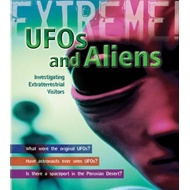 UFO's and Aliens (BOK)