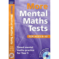 More Mental Maths Tests for Ages 9-10 (BOK)