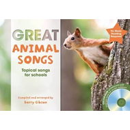 Great Animal Songs (BOK)