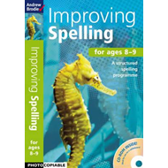 Improving Spelling 8-9 (BOK)