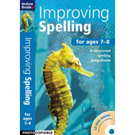 Improving Spelling 7-8 (BOK)
