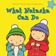 What Natasha Can Do: Dealing with Feelings (BOK)