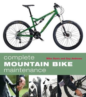 Complete Mountain Bike Maintenance (BOK)