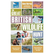RSPB The Great British Wildlife Hunt (BOK)