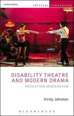 Disability Theatre and Modern Drama (BOK)