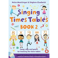 Singing Times Tables Book 2 (BOK)