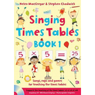 Singing Times Tables Book 1 (BOK)