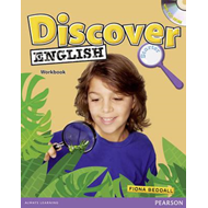 Discover English Global Starter Activity Book and Student's