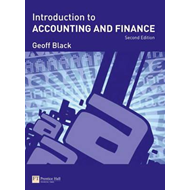 Introduction to Accounting and Finance Plus MyAccountingLab (BOK)