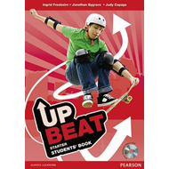 Upbeat Starter Students' Book & Students' Multi-ROM Pack (BOK)