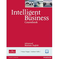 Intelligent Business Advanced Coursebook/CD Pack (BOK)
