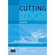 Cutting Edge Starter Workbook No Key (BOK)