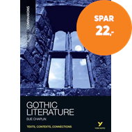 Produktbilde for York Notes Companions Gothic Literature (BOK)