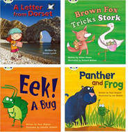 Learn to Read at Home with Phonics Bug: Pack 5 (Pack of 4 Re (BOK)