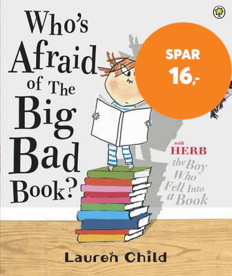Who's Afraid of the Big Bad Book? (BOK)