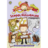 Zak Zoo and the School Hullabaloo (BOK)