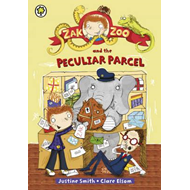 Zak Zoo and the Peculiar Parcel (BOK)