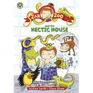 Zak Zoo and the Hectic House (BOK)