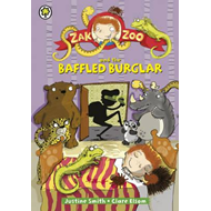 Zak Zoo and the Baffled Burglar (BOK)