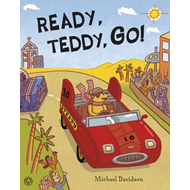 Ready, Teddy, Go! (BOK)