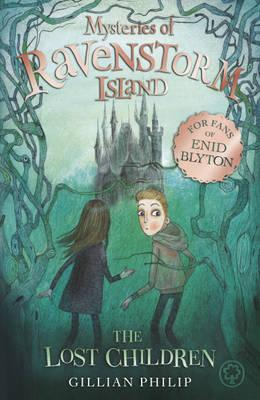 Mysteries of Ravenstorm Island: The Lost Children (BOK)