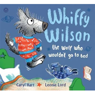 Produktbilde for Whiffy Wilson: The Wolf who wouldn't go to bed (BOK)