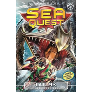 Sea Quest: Gulak the Gulper Eel (BOK)
