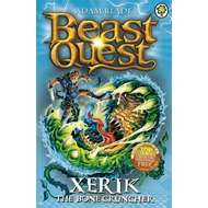 Beast Quest: Xerik the Bone Cruncher (BOK)