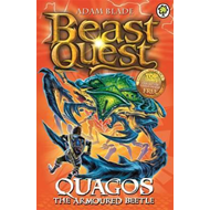 Quagos the Armoured Beetle (BOK)