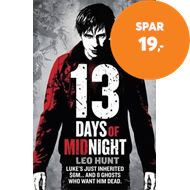 Produktbilde for Thirteen Days of Midnight - Book 1 (BOK)