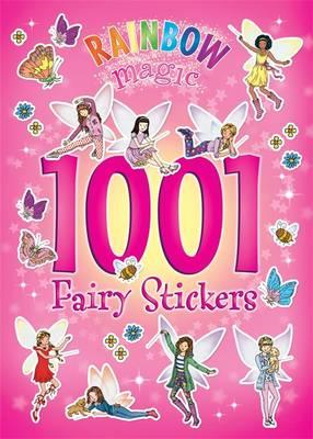 1001 Fairy Stickers (BOK)