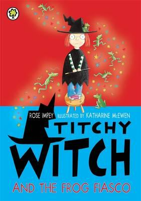 Titchy Witch And The Frog Fiasco (BOK)