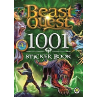 1001 Sticker Book (BOK)