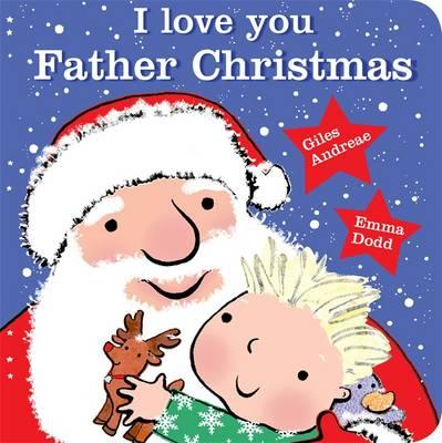 I Love You, Father Christmas (BOK)