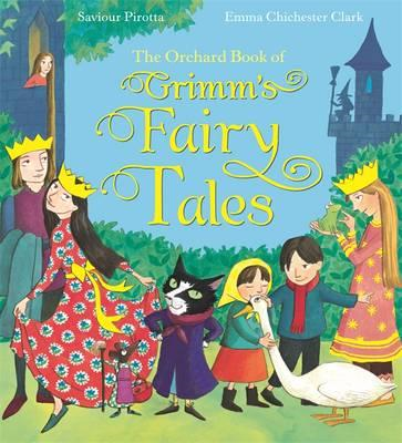 Orchard Book of Grimm's Fairy Tales (BOK)