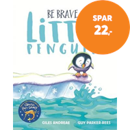 Produktbilde for Be Brave Little Penguin (BOK)