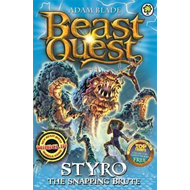 Beast Quest: Styro the Snapping Brute (BOK)