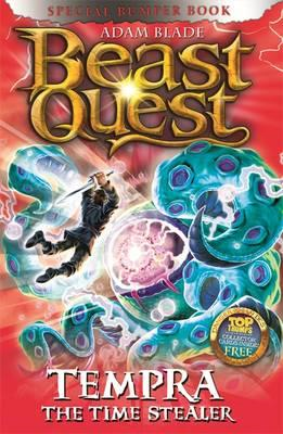 Beast Quest: Tempra the Time Stealer (BOK)